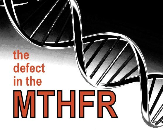 MTHFR genetic mutation – what it is and how it can affect you